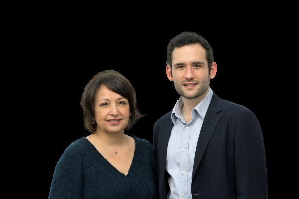 Canton Créteil 2 - Sylvie Ané et David Cousy