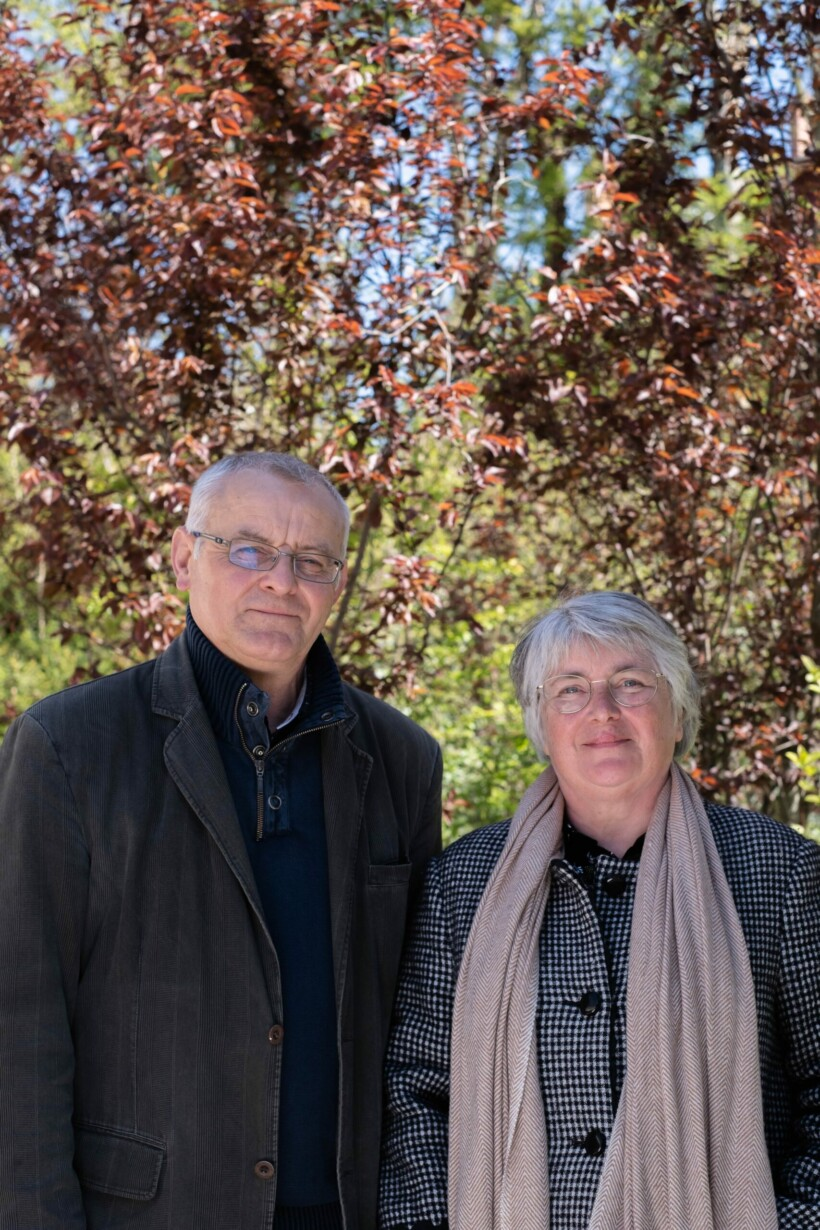 Canton Calais 2 - Christian Louchez et Aurélie Pierre-Meriaux