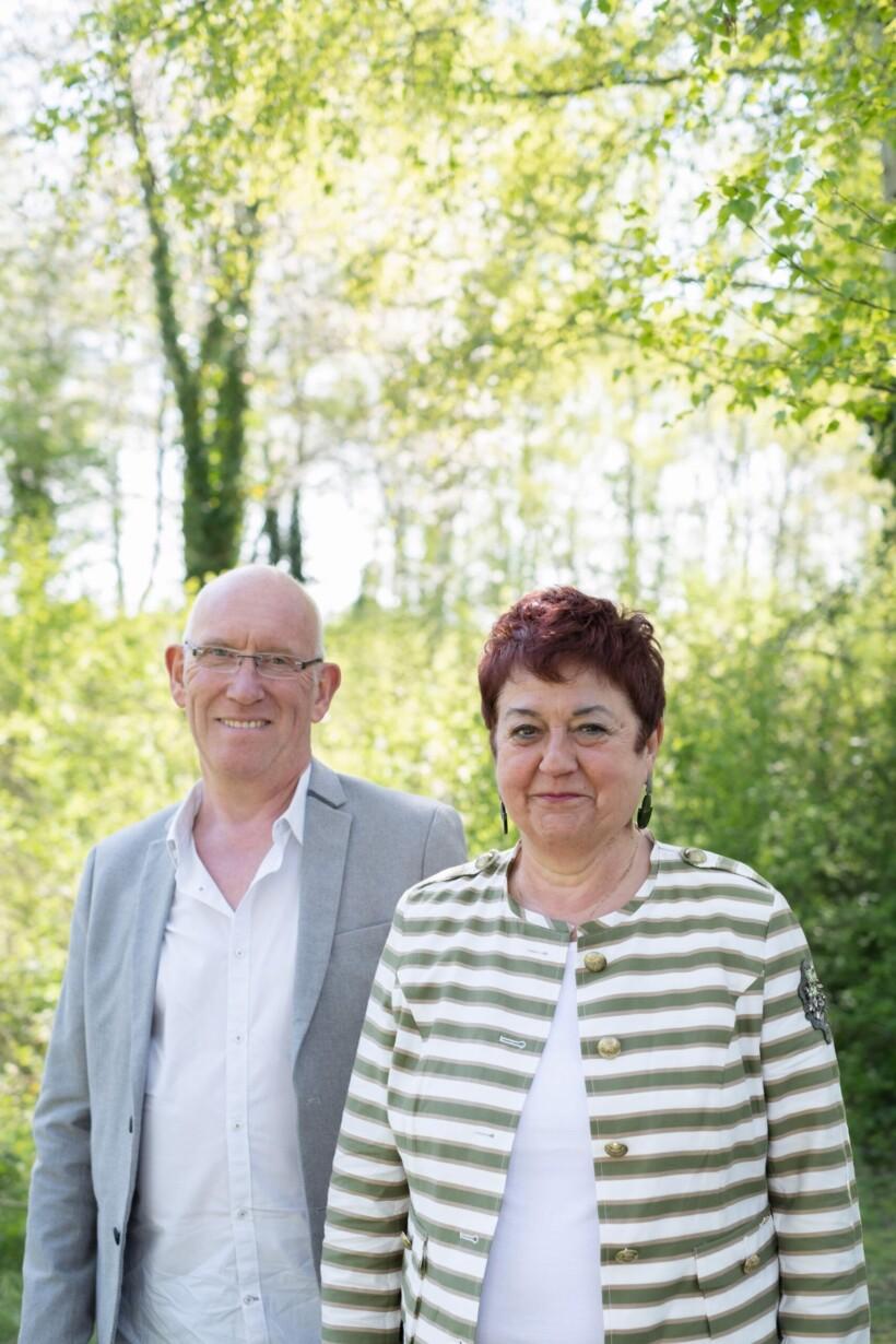Canton canton de Carvin - Bruno Mezere et Pascaline Blanchard