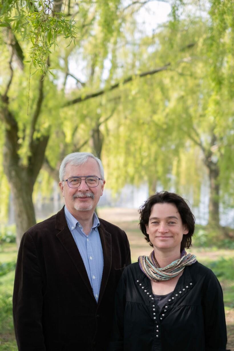 Canton canton de Croix - Bernard de Veylder et Stéphanie Jacquemot