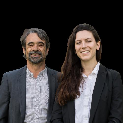 Canton Boulogne-Billancourt-2 - Pauline Rapilly Ferniot et Philippe Audoin