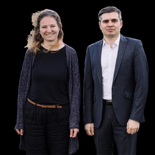 Canton Boulogne-Billancourt-1 - Sarah Champagne et Stanislav Povolachi