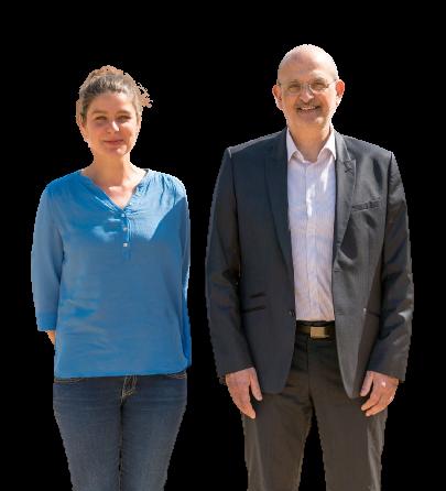 Canton Saint-Nazaire 1 - Anne-Cécile Anthony et Philippe Deguiral